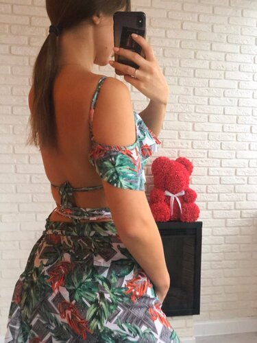 2019 New Bikini Beach Skirt Tunics for Beach Long Leaves Print Bikini Cover up Robe de Plage Sarong Beach Swimsuit cover-ups